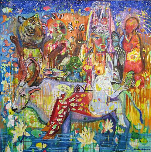 """Dva Divina"" by Elisabeth Slettnes"