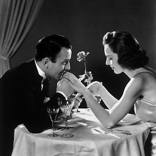 old fashion romance
