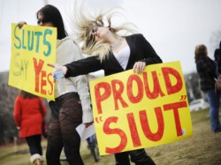 sluts say yes