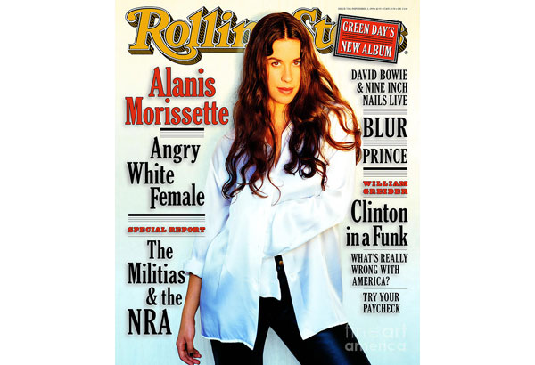 Alanis Rolling Stone