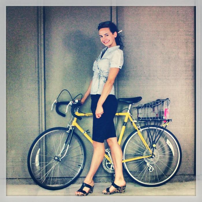#BikeStylish Day 15