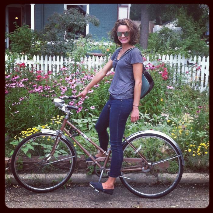 #BikeStylish Day 21