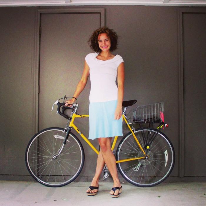 #BikeStylish Day 22