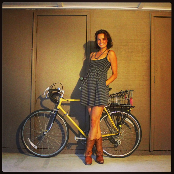 #BikeStylish Day 26