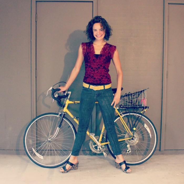 #BikeStylish Day 33