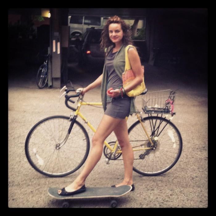 #BikeStylish Day 5