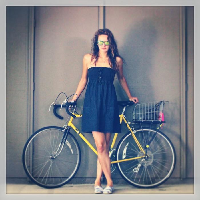 #BikeStylish Day 6