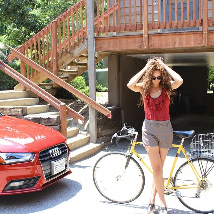 #BikeStylish Day 18