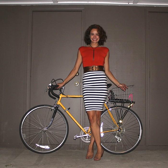 #BikeStylish Day 38
