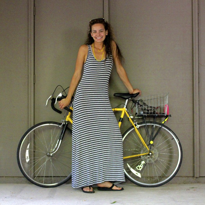 #BikeStylish Day 7