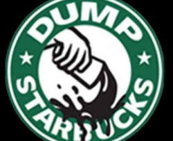 starbucks 2nd amendment tea party cafe