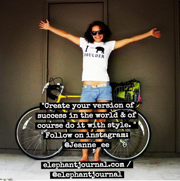 jeanne eisenhaure bike style bikestylish