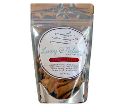 luxy nelson dog biscuits treats boulder colorado