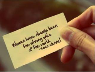 coco woman quote