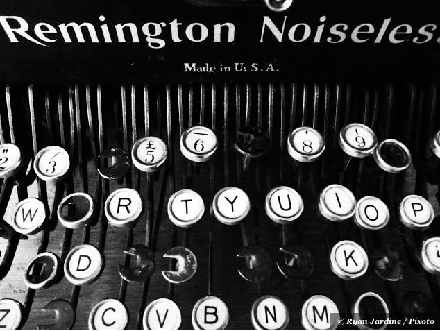 typewriter write