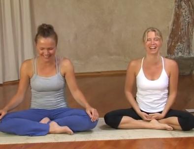 Ekhart Yoga Bloopers
