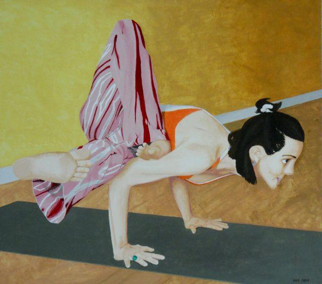 Yoga Image B.G.