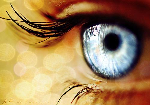 eye, blue, face
