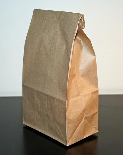 brown bag paper