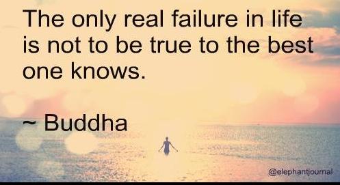 buddha failure