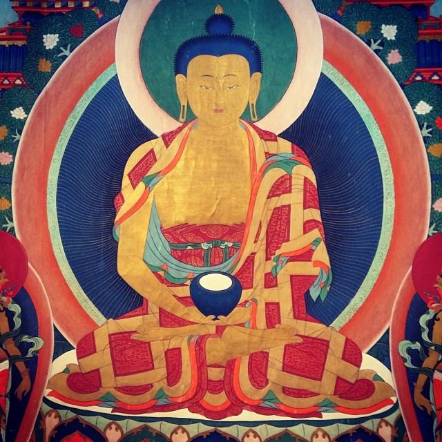 buddha trungpa shambhala buddhism