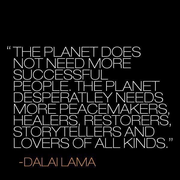 dalai lama quote qotd