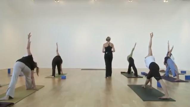 yogaglo class