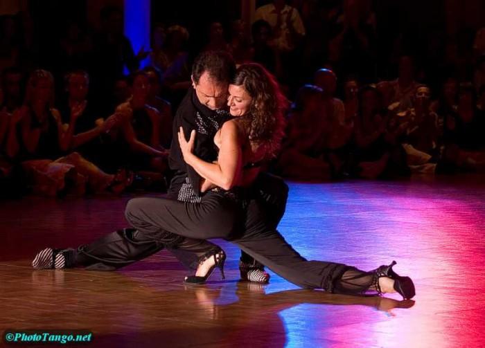 Tango Net.Gustavo & Giselle