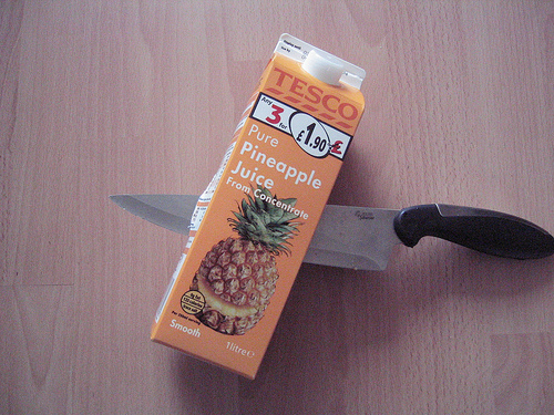 Stabbed Juice