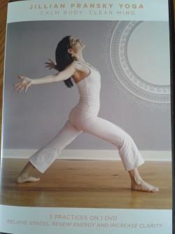 Jillian DVD Cover