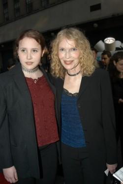 Mia Farrow Dylan Farrow