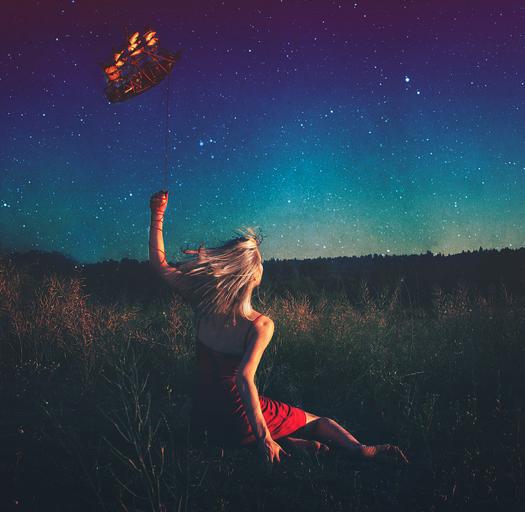 Dreams. Stars.