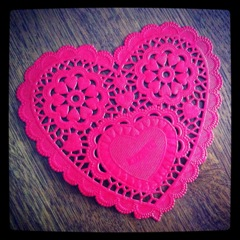 Heart by Amy Angelilli