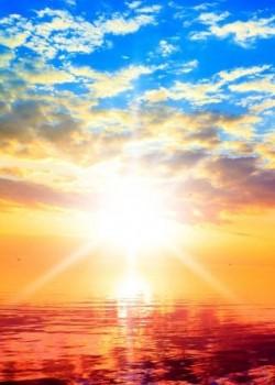 radiant_sun_image