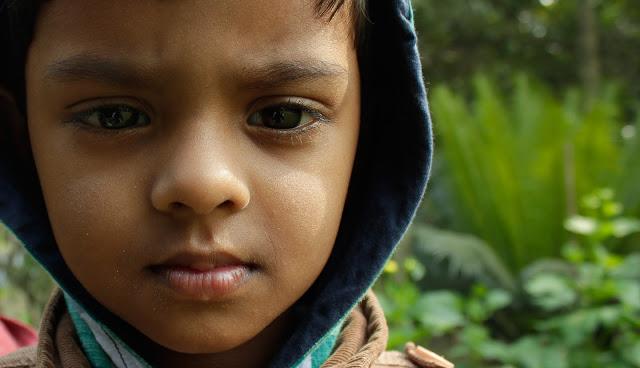 suffering boy child sad upset aware