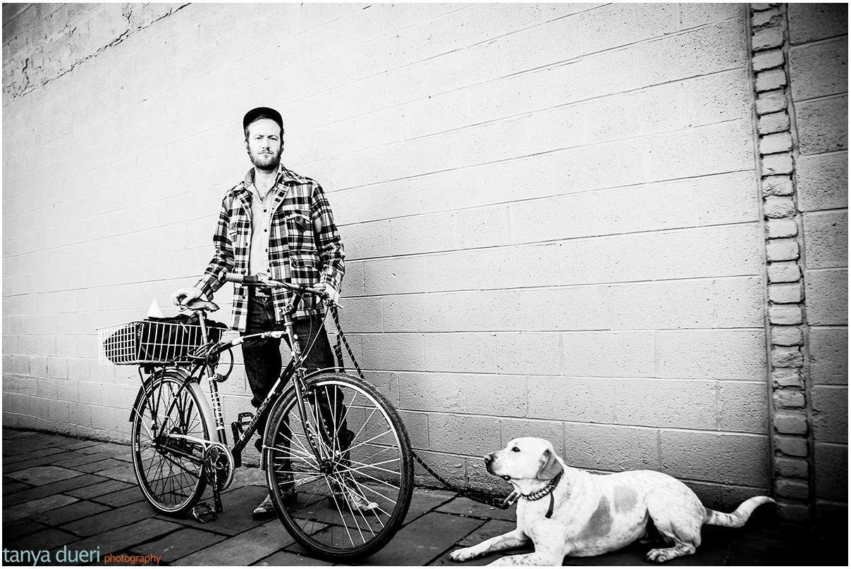 Waylon Lewis Bike Stylish © Tanya Dueri Photography
