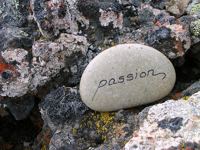 passion stone