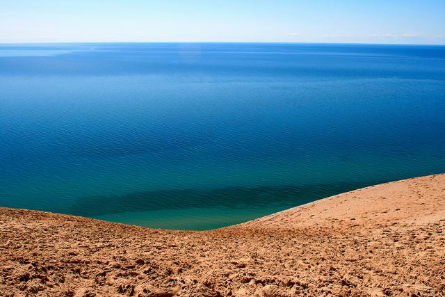 sleeping bear dunes national lakeshore michigan