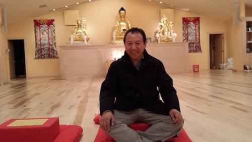 Chhoje Rinpoche