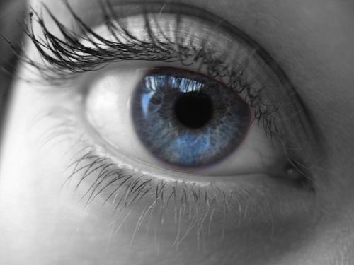 Clear Blue Eye