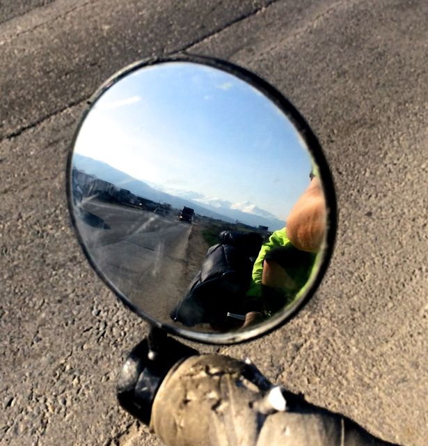 Biking by Rasham Riely-Gibbons, author