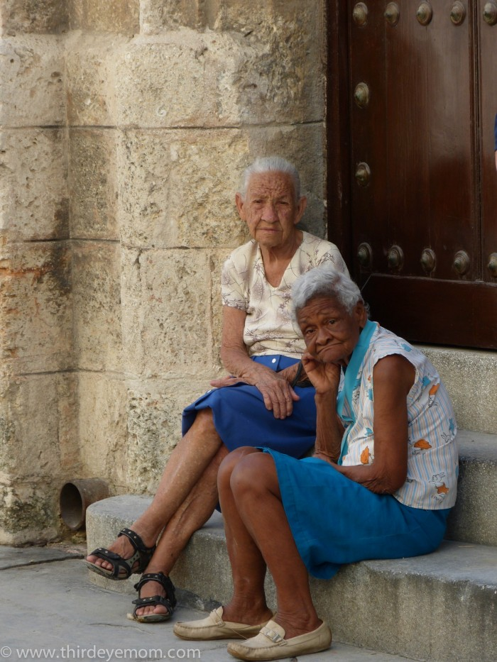Women in Old Havana