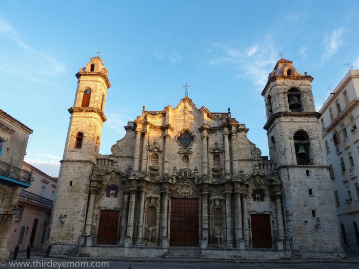 Plaza de la Catedral Old Havana