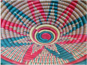 Traditional Nepali Basket