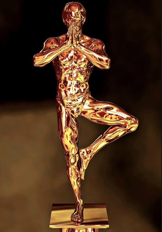 Golden Yoga