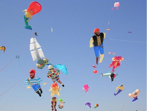 Semaphore kite festival