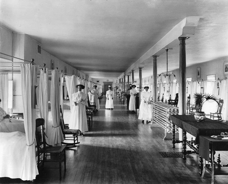 Vintage Hospital