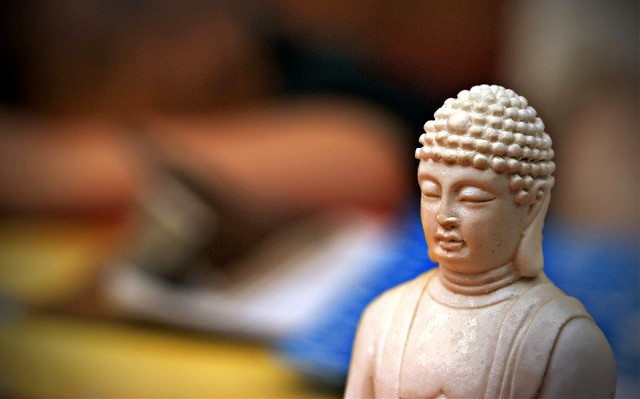 buddha statue yogi
