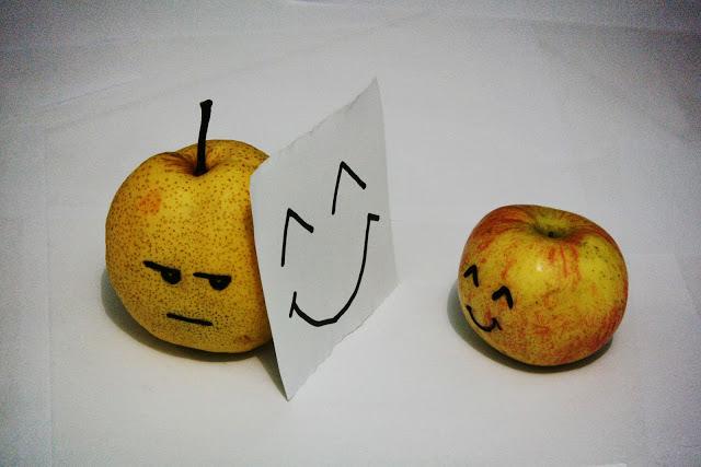 fake smile real fruit