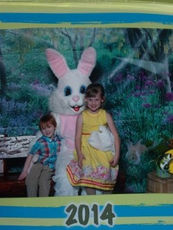 nissa and james easter